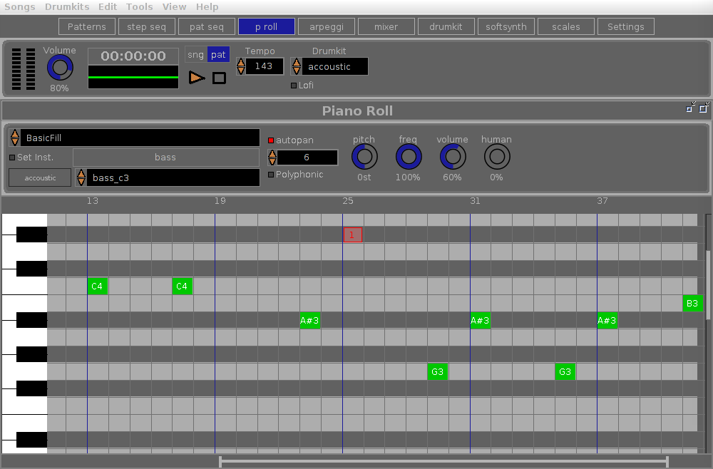 ordrumbox screenshots free software drum machine for windows osx linux. Black Bedroom Furniture Sets. Home Design Ideas